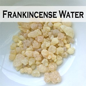 Frankincense Water Benefits