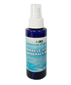 Miracle Ocean Minerals Mist Singapore