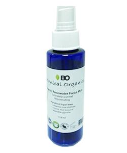 Organic Rosewater Facial Mist